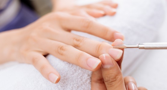 nagel pflege